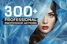 Create stunning images using 300+ Free Professional Photoshop Actions Bundle. Edit them faster and spend more time doing what you love which is taking memorable photos. They'll speed up your time and give results faster than what used to take hours. It'll give your images a modern & trendy Insta look.