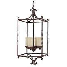 Capital Lighting 9225WB-261 4 Light Foyer