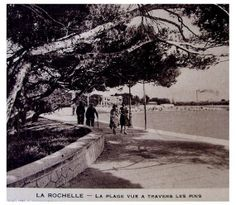 French Vintage Unused Postcard  La Rochelle France. by ChicEtChoc, $5.50