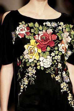 Aplicação em roupas - Coisinhas a Mais Etc e Tal: Hadmade X Moda