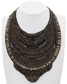 You need to see this Haute Hippie Crystal Embellished Bib Necklace on Rue La La.  Get in and shop (quickly!): http://www.ruelala.com/boutique/product/98057/27584532?inv=myralcamerohzm&aid=6191