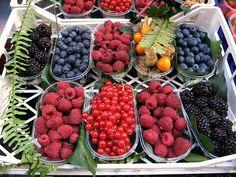 Farm fresh fruit bar for any spring/summer event!