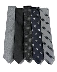 All about ties.