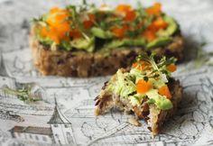 lilla matdériven: Ett magiskt enastående bröd