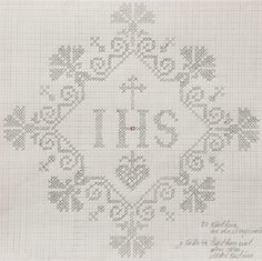 Religious Cross Stitch Patterns, Cross Patterns, Catholic Crafts, Lost Art, Doilies, Hand Embroidery, Needlework, Sewing, Cross Stitch Embroidery