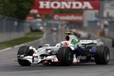 Rubens Barrichello - Canadian GP 2008 - Honda RA108
