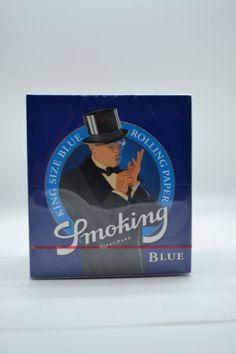 CARTINA SMOKING KS BLU SLIM BOX 50 PZ