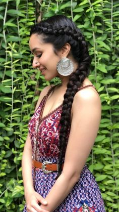 Indian Bollywood Actress, Beautiful Bollywood Actress, Beautiful Indian Actress, Bollywood Fashion, Beautiful Actresses, Indian Actresses, Female Actresses, Bollywood Girls, Shraddha Kapoor Cute