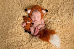 Hey, I found this really awesome Etsy listing at https://www.etsy.com/listing/269137126/newborn-props-fox-bonnet-and-tail-set