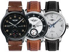 Christopher Ward C1 Morgan Chronometers : Alliance du charme et de l'authenticité britanniques