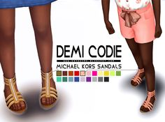 Onyx Sims - Demi Codies sandals for The Sims 4 The Sims 4 Pc, Sims 4 Mm Cc, Sims Mods, Sims 4 Toddler Clothes, Play Sims 4, Sims 4 Cc Folder, Sims 4 Children, Sims 4 Studio, Sims 4 Gameplay