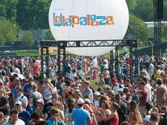 Lollapalooza in Chicago!