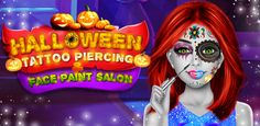 the crowd with your by creating the perfect in this Free Halloween Games, Ronald Mcdonald, Crowd, Piercing, Creativity, Create, Painting, Fictional Characters, Art