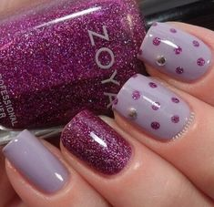 Awesome 26 Popular Trend 2018 Spring Nail Art Ideas
