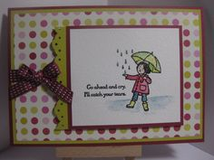 Stampin Up Lean on Me