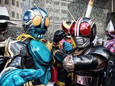 仮面ライダー3号(黒井響一郎) - Ryo Nagasaki(永崎遼) Kamen Rider 3gou Cosplay Photo - Cure WorldCosplay