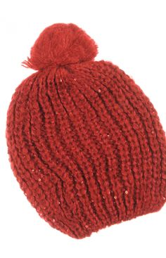 caciula-tricotata-rosie-cu-paiete-1606