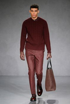 Gieves & Hawkes - London Collections Fall 2015 Menswear