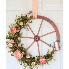 SHOPPING SATURDAY:  Shop some extraordinary stuff this Saturday! Have this floral summer perfect wreath for your home or your office or your lawn maybe! I am very sure itll definitely attract all your guests!  Go floral this summer. Add a coolness to your decor with us! . . #decor #cafedecor #homedecor #wreath #floralwreaths #florals #summerdecor #officedecor #kittypartydecor #partydecor #giftsforhim #presents #floraldecor #stylishdecor #indore #creartination