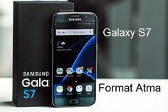 Samsung Galaxy S7 Tuş Kilidi Kırma Format Atma Sıfırlama