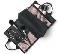 Mary Kay Brush Collection with bag!  A must have!! www.marykay.ca/brendarobert