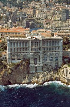 Grimaldi Palace, Monte Carlo, Monaco