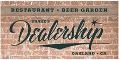 Drake's Dealership, new restaurant and beer garden, now open in Oakland