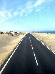 Corralejo - Fuerteventura... Why I would like to hire a car when there...