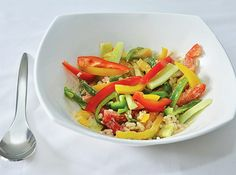 A power packed exotic Salad that has everything!