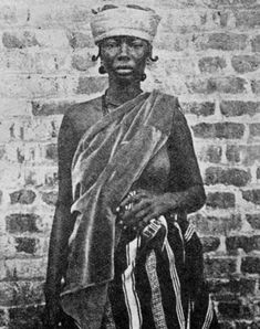 Liberian woman (1928) courtesy of anglicanhistory.org