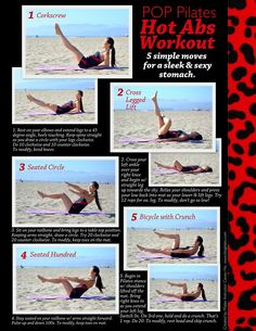 Hot Abs Workout