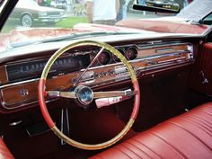 1965 Pontiac Bonneville Interior