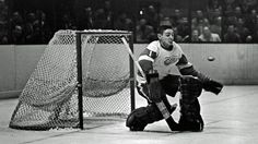 1951: Rookie goaltender Terry Sawchuk sets an NHL record for most wins in a season with his 39th in the Detroit Red Wings' 7-0 victory against the Blackhawks at Chicago Stadium. The shutout is Sawchuk's 10th of the season, George Gee fuels the offense with three goals and two assists.
