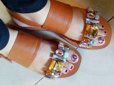 #shoesoftheday Μάλλον το έχω παρακάνει με τις χάντρες! . . . #diaryofabeautyaddict #elbeautythings #shoes #instagood #instashoes #pedicure #flatshoes #greekblogger #fashionstyle #fashion #instafashion #fashionista #fashionblogger #greekfashionblogger #morenaspain #newshoes #newin #sandals