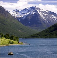 Norway.Fjord