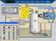 Done with the V4 electrical training software? Time to move on to the advanced Industrial system troubleshooting. Are you up for the challenge?