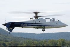 Sikorsky X2 (SHM-41A) aircraft picture
