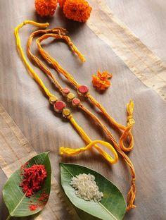 Items similar to Marble Kundan Work handmade Designer Rakhi - set of 3 \ Designer Rakhi gifts \ Rakshabandhan gifts for brother \ Bhaiya Bhabhi Rakhi Lumba on Etsy Rakhi For Brother, Gifts For Brother, Rakhi Message, Handmade Rakhi Designs, Rakhi Festival, Raksha Bandhan Images, Rakhi Making, Hd Flowers, Rakhi Online