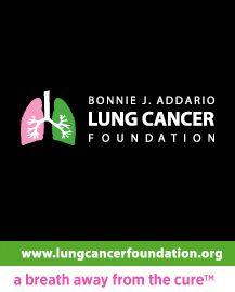 Bonnie J. Addario Lung Cancer Foundation #fight #survive #thrive