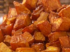 Get Sweet Potato Home Fries Recipe from Food Network