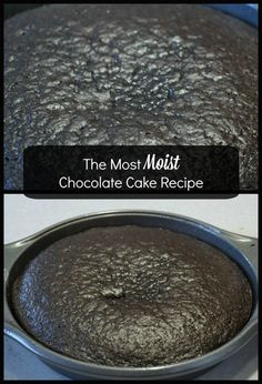 The most moist choco