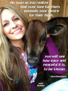 I recently decided to become a Vegetarian, but I'll work towards becoming a Vegan. Animals are friends, not food. <3