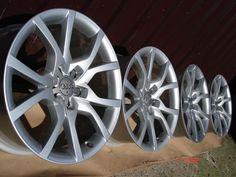 Alufelgi 18 Audi A5 S5 S-Line 8T 8F A6 c7c6 A4 b9 b8 A8 4H 5x112 felgi Starachowice - image 1
