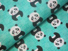 Pandy na tyrkysové