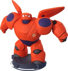 Figurine 'Disney Infinity 2.0' - Disney Originals : Baymax: Amazon.fr: Jeux…