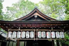 京都。岡崎神社 by ViktorLeung on Flickr.