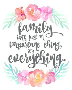 19 Family Quotes And Sayings 7