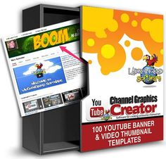 The Creator7 is a graphics product for your Windows (or Mac) computer. Just download it, install it - and you're half way there. You'll see over 50 really cool templates...