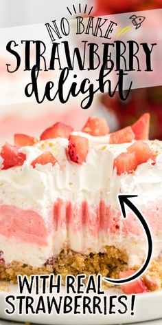 Fruit Recipes, Desert Recipes, Cheesecake Recipes, Cooking Recipes, Recipies, Cheesecake Brownies, Cool Whip Desserts, Easy Desserts, Delicious Desserts