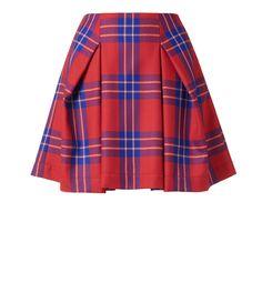 Lyon Tartan Trail Skirt | Vivienne Westwood